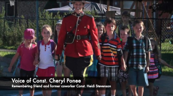 Const. Heidi Stevenson remembered as loving mother, model Mountie, fun friend by Annapolis Valley colleague (The Chronicle Herald